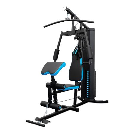 JX-2 Multi-gym with Preacher Pad + 150lbs Stack