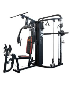 Home gym with Smith Machine Functional Trainer