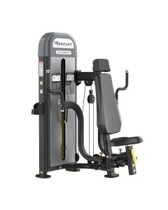 Reeplex Iron Series Commercial Pin Loaded Pec Fly Machine