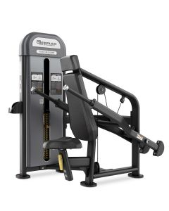 Reeplex Commercial Pin Loaded Tricep Press Machine