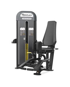 Reeplex Iron Series Commercial Pin Loaded Hip Abduction / Adduction Machine