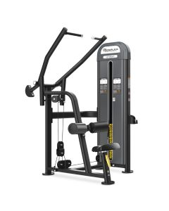 Reeplex Iron Series Commercial Pin Loaded Lat Pulldown Machine