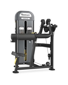 Reeplex Iron Series Commercial Pin Loaded Lateral Raise Machine