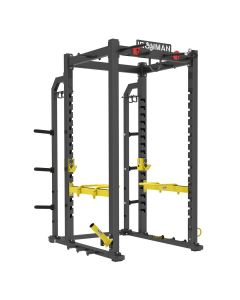 Reeplex Commercial Power Cage with Plate Storage