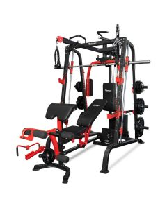 Reeplex SMGX Multi-Functional Trainer with FID Bench