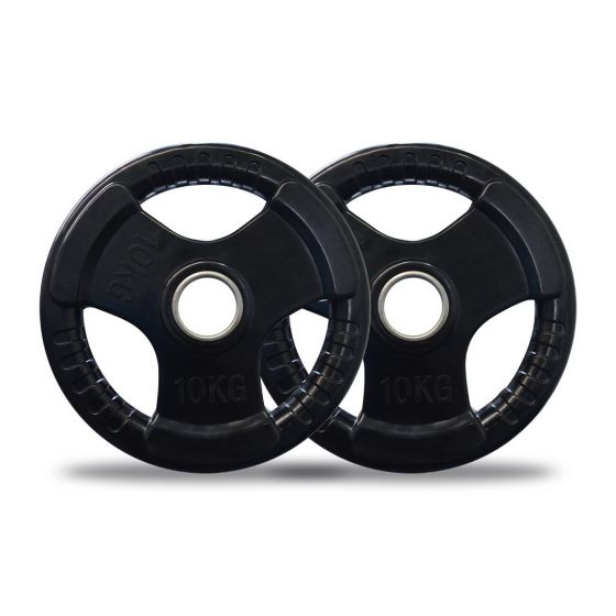 10kg Olympic Weight Plates Pairs