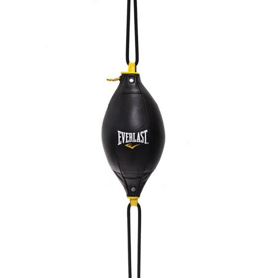 Everlast Precision Leather Double-Ended Strike Bag