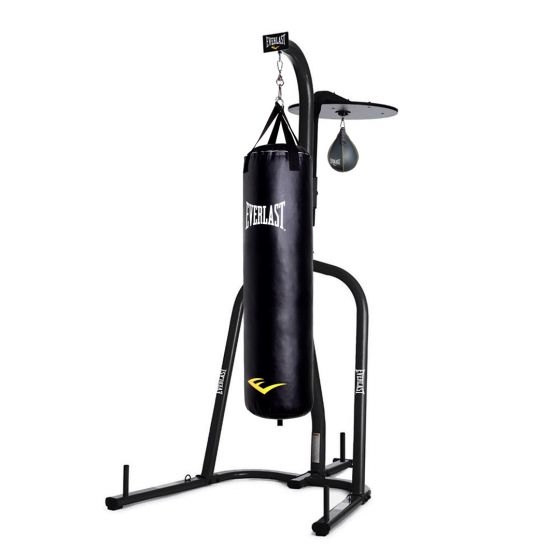 Boxing Stand 4ft Punching Bag and Speed ball Set