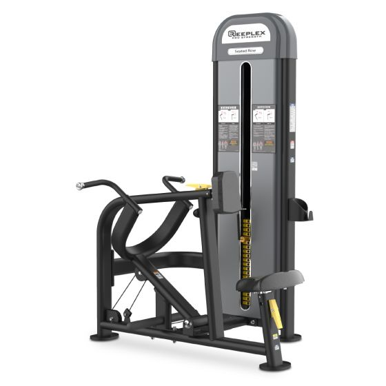 Seated Row Machine Reeplex Commercial