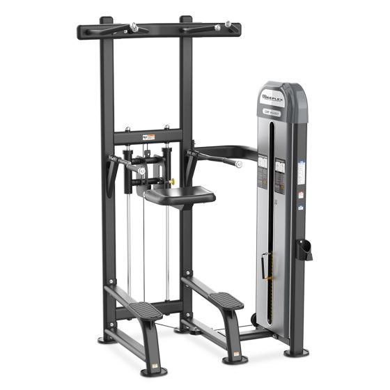 Chin-up and Dip Assisted Machine Reeplex Commercial Gym Equipment