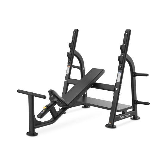 Reeplex Commercial Incline Bench Press