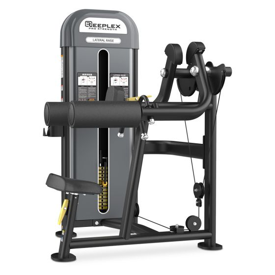 Reeplex Commercial Pin Loaded Lateral Raise Machine