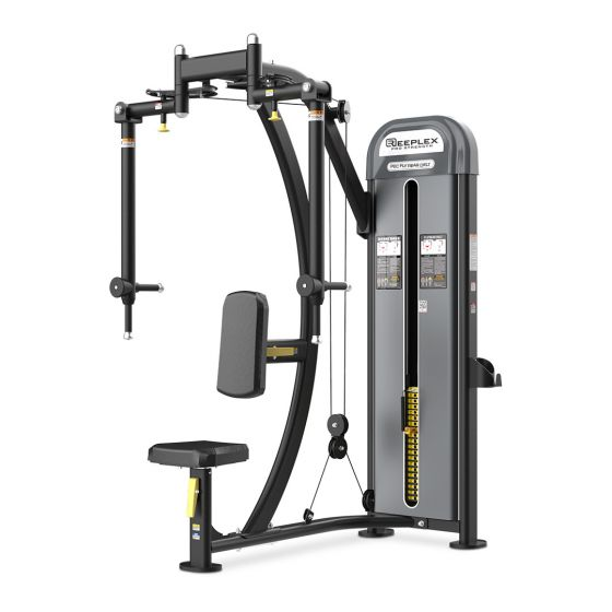 Pec Fly and Rear Delt Reeplex Commercial Gym Equipment