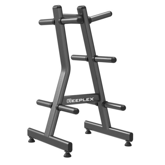 Reeplex Commercial Weight Plate Storage Tree