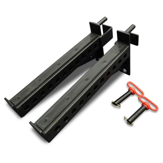 Reeplex Commercial Safety Spotter Arm Pair