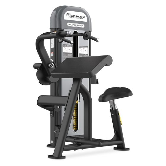 Reeplex Commercial Pin Loaded Tricep Extension
