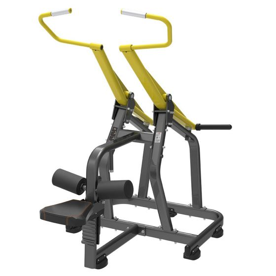 Reeplex Commercial Plate Loaded Lat Pulldown