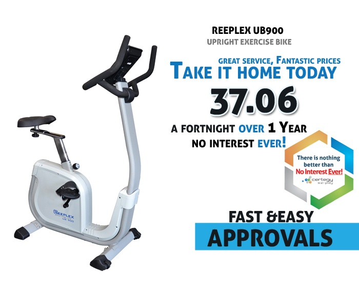 UB900 Upright Exercise bike